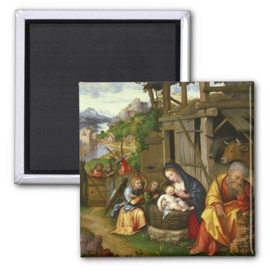 出生および子供の天使c1515 マグネット
