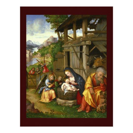 出生および子供の天使c1515 レターヘッド
