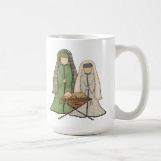 出生のクラシックで白いマグ コーヒーマグカップ