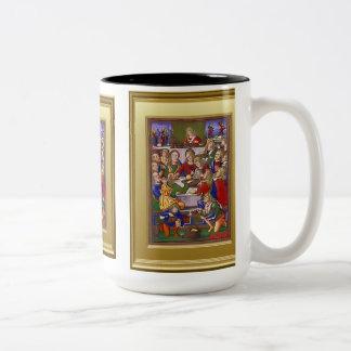 出生のIkon ツートーンマグカップ