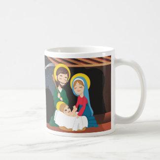 出生場面 コーヒーマグカップ