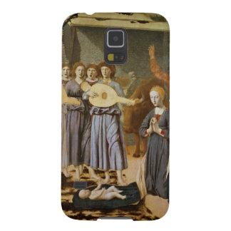出生1470-75年 GALAXY S5 ケース