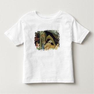 出生 トドラーTシャツ