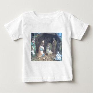 出生 ベビーTシャツ