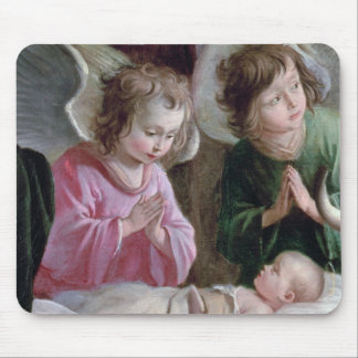 出生、Buxtehudeの祭壇から、1400-10年 マウスパッド