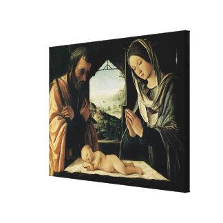 出生、c.1490 キャンバスプリント