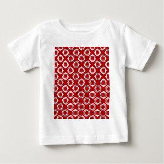 出生padrão de ベビーTシャツ