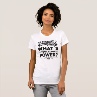 出産の軍事大国(Unbranded) Tシャツ