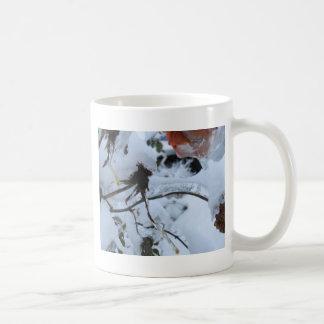 出血のバラ コーヒーマグカップ