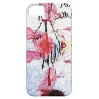 出血手 iPhone 5 CASE