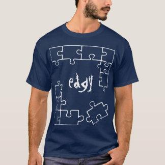 刃の鋭い Tシャツ