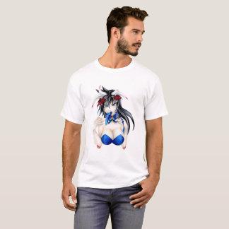 刃のNeroのウイルスのTシャツ Tシャツ