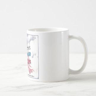分割不可能な神の下の1つの国家 コーヒーマグカップ