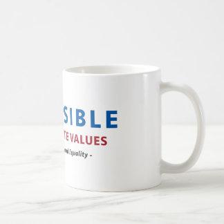 分割不可能なGSVのマグ コーヒーマグカップ