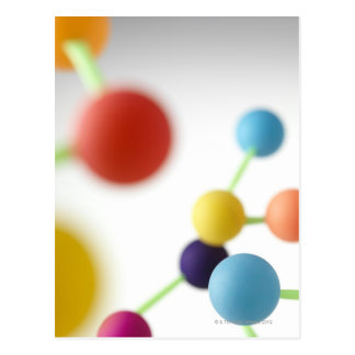 分子構造 ポストカード