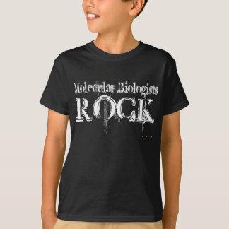 分子生物学者の石 Tシャツ