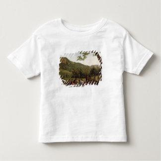 分野でピクニックするHaymakers トドラーTシャツ