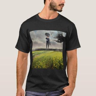分野に飛行 Tシャツ