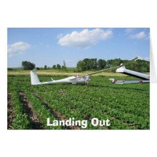 分野のグライダー カード