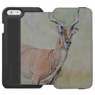 分野のシカ INCIPIO WATSON™ iPhone 6 財布ケース