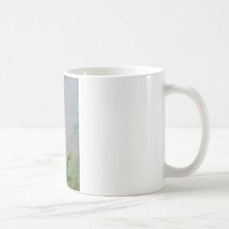分野のタンポポ コーヒーマグカップ