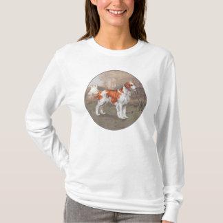 分野のブリッタニー Tシャツ