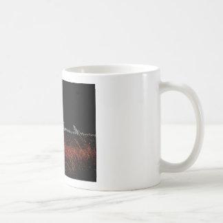 分野の上 コーヒーマグカップ