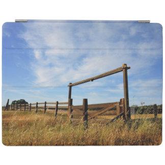 分野の塀 iPadスマートカバー