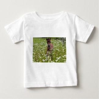 分野の子馬 ベビーTシャツ