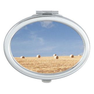 分野の干し草ベール