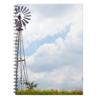 分野の風力 ノートブック