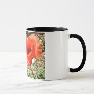 分野ケシ マグカップ