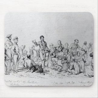 分野説教者1837年 マウスパッド
