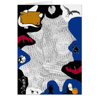 分類されるハロウィン- カード