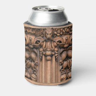 切り分けられた木製のクーラーボックス 缶クーラー