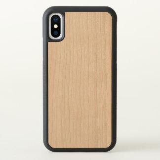 切り分けられたAppleのiPhone Xのバンパー木箱 iPhone X ケース