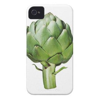 切り取られる白い背景の地球アーティチョーク Case-Mate iPhone 4 ケース