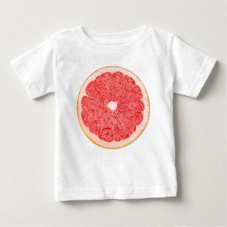 切れのグレープフルーツ ベビーTシャツ