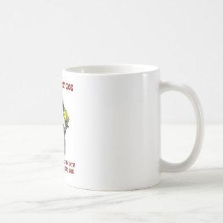 切れのサイコロを知る王があるためOf Code Really Need コーヒーマグカップ