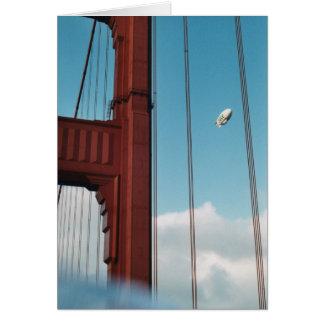 切れのサンフランシスコ カード