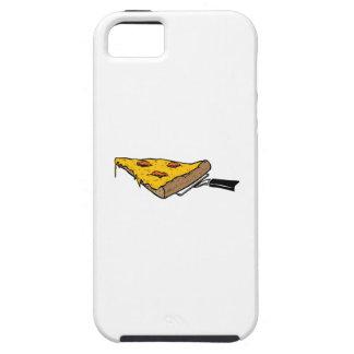 切れのピザ iPhone SE/5/5s ケース