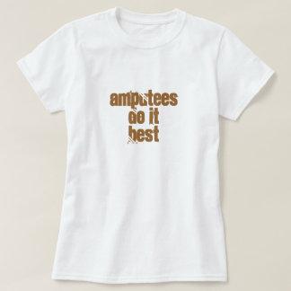 切断患者はItBestをします Tシャツ