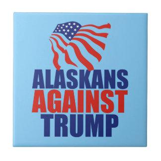 切札に対するアラスカ州人 タイル