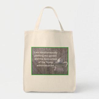 切札に対する庭の計画 トートバッグ
