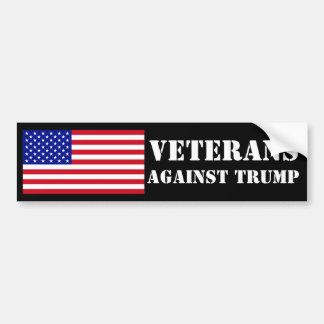 切札に対する退役軍人 バンパーステッカー