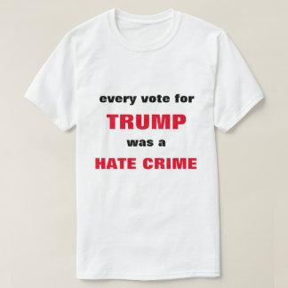切札のためのあらゆる投票 Tシャツ