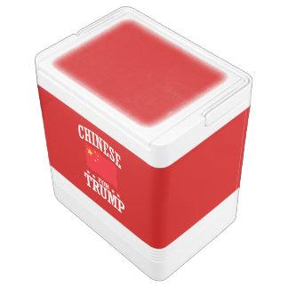 切札のための中国語 IGLOO クーラーボックス