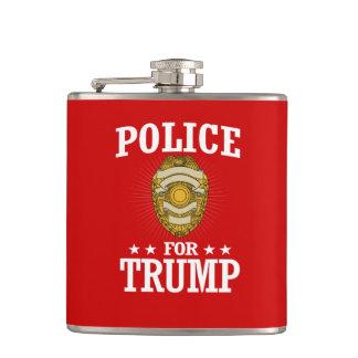 切札のための警察 フラスク