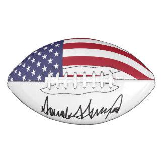 切札のアメリカの大統領2016キャンペーン アメリカンフットボール