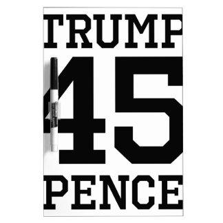 切札のペニー45 ホワイトボード